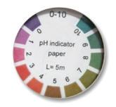 bandelette papier pH