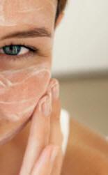 argile exfoliation visage