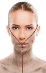 peau et vieillissement