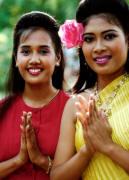 femmes asiatiques minces