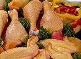 poulet et dinde
