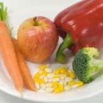 legumes de régime detox