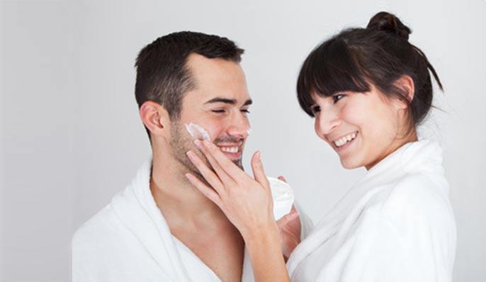 crème contre les taches sur le visage