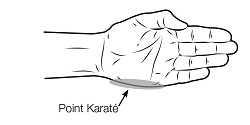 point karaté