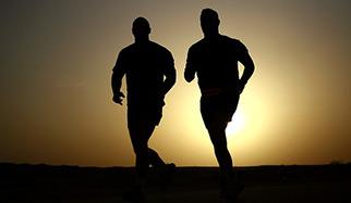 exercice jogging