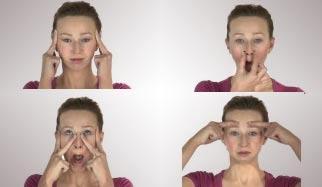 gymnastique faciale