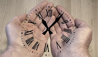 horloge du vieillissement