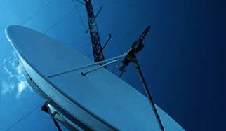antenne de téléphonie émettant des ondes électromagnétiques