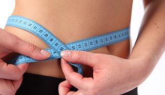 du gras sur les hanches