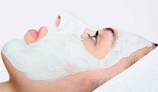 Un masque peeling