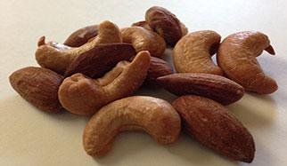 Les noix de cajou ont du magnesium