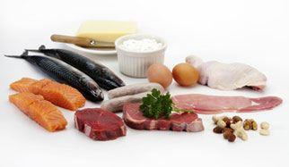 viandes, poissons, oeufs : aliments riches en proteines