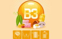 vitamine B3, niacine, niacinamide