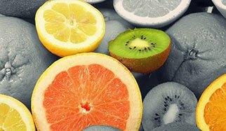 oranges et kiwis