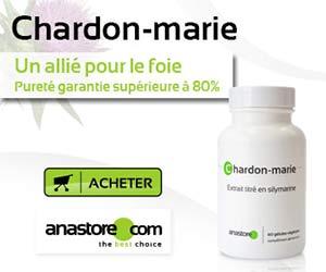 Chardon marie