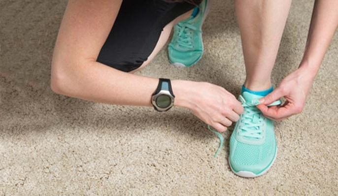 sport et exercice fractionné