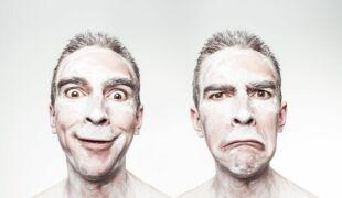 mimiques du visage