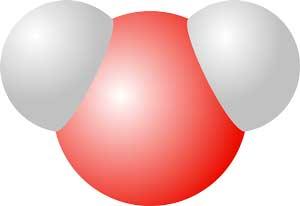molécule d'oxygène