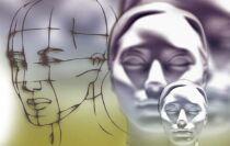 visages en méditation