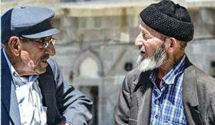 Hommes âgés